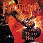 MANOWAR Louder Than Hell album cover