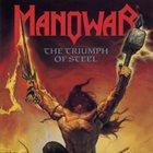 MANOWAR The Triumph of Steel album cover
