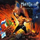 MANOWAR Warriors of the World album cover