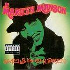MARILYN MANSON Smells Like Children album cover