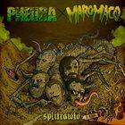 MAROMACO Split Raioto album cover
