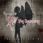 MARTY FRIEDMAN B: The Beginning - The Image Album album cover