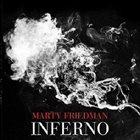 MARTY FRIEDMAN Inferno album cover