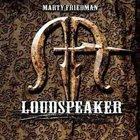 MARTY FRIEDMAN Loudspeaker album cover