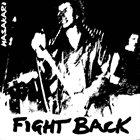 MASAKARI Fight Back album cover
