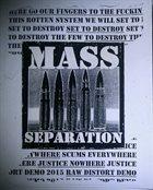 MASS SEPARATION The Few album cover