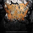 MASSACRE ON PRIVET DRIVE The Hallowed Contagion album cover