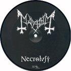 MAYHEM Necrolust / Total Warfare album cover