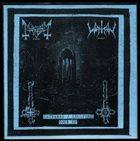 MAYHEM Sathanas / Luciferi Tour EP album cover