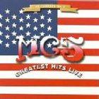 MC5 Greatest Hits Live album cover