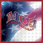 MC5 Purity Accuracy (Boxset) album cover