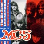 MC5 The Big Bang: The Best of the MC5 album cover