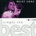 MEAT LOAF Simply The Best album cover