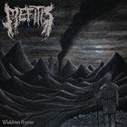 MEFITIS Widdrim Hymn album cover