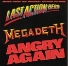 MEGADETH Angry Again album cover