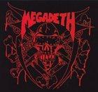 MEGADETH Last Rites album cover
