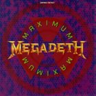 MEGADETH Maximum Megadeth album cover
