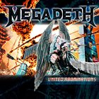 MEGADETH — United Abominations album cover