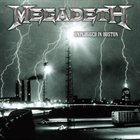 MEGADETH Unplugged in Boston album cover