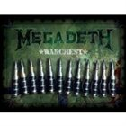 MEGADETH Warchest album cover