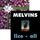 MELVINS Eggnog / Lice All album cover
