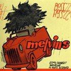 MELVINS Melvins / Patton Oswalt album cover