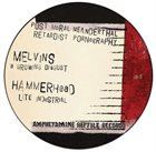 MELVINS Post Moral Neanderthal Retardist Pornography album cover