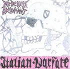 MERCILESS ONSLAUGHT Italian Warfare album cover