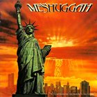 MESHUGGAH — Contradictions Collapse album cover