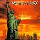 MESHUGGAH — Contradictions Collapse album cover