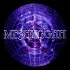 MESHUGGAH Selfcaged album cover