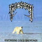 MESSIAH Extreme Cold Weather album cover