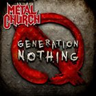 METAL CHURCH Generation Nothing album cover