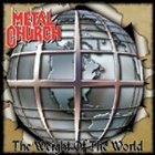 METAL CHURCH The Weight of the World album cover