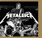 METALLICA By Request: Basel, Switzerland - July 4, 2014 album cover