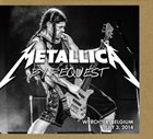 METALLICA By Request: Werchter, Belgium - July 3, 2014 album cover