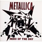 METALLICA Hero of the Day EP album cover