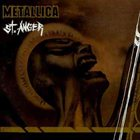 METALLICA St. Anger EP album cover