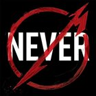 METALLICA Through the Never album cover