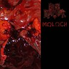 METH DRINKER Meth Drinker / Moloch album cover