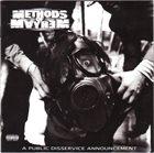 METHODS OF MAYHEM A Public Disservice Announcement album cover
