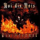 MOI DIX MOIS Dix Infernal album cover