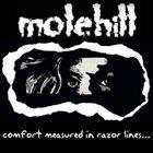 MOLEHILL Comfort Measured In Razor Lines... album cover