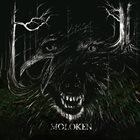 MOLOKEN We All Face The Dark Alone album cover