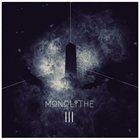 MONOLITHE Monolithe III album cover