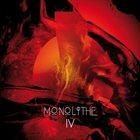 MONOLITHE Monolithe IV album cover