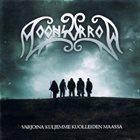 MOONSORROW Varjoina Kuljemme Kuolleiden Maassa album cover
