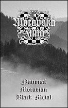 MORAVSKÁ ZIMA National Moravian black metal album cover