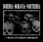 MORAVSKÁ ZIMA V Nesvaté Anti-humánní Zapřísáhlosti album cover