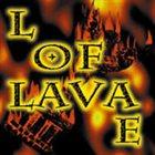 MORBID ANGEL Love of Lava album cover